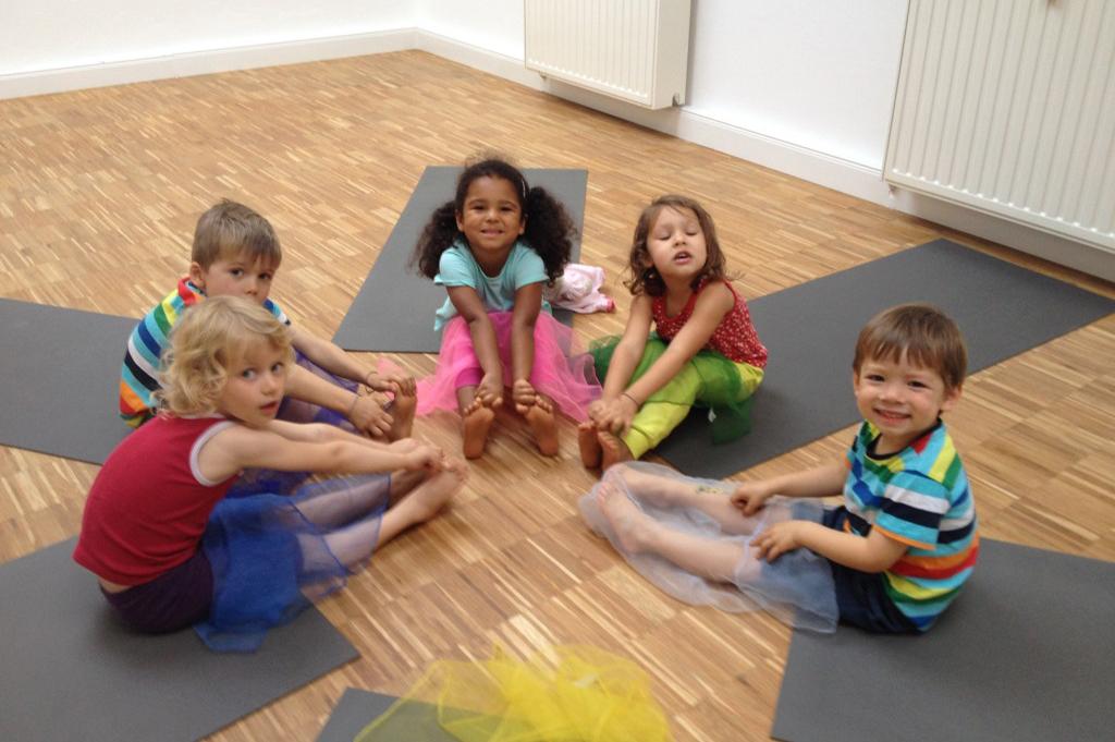 Yogalehrer für Kinder & Teens 2018